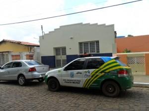 Agência dos Correios em Ipiranga do Piauí