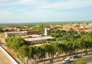 Campus da UFPi em Picos