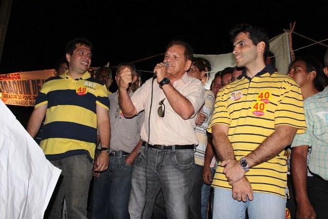 Photo of Leonardo Maia promove 1º comício da campanha