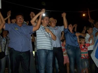 Photo of Milton e Dorinha vencem em Vera Mendes