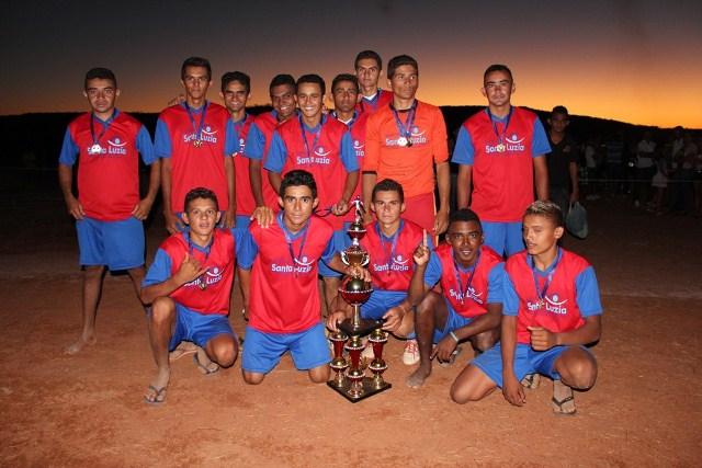 Photo of Time do Sítio vence o 6º Campeonato de Futebol