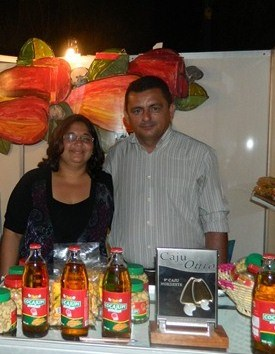 Photo of Cajucultores da região de Picos participam da Fenagri/Expovale 2013