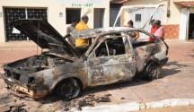 Photo of Incêndio destrói residência e um veículo em Ipiranga
