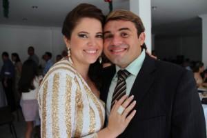 Herval Ribeiro e Débora