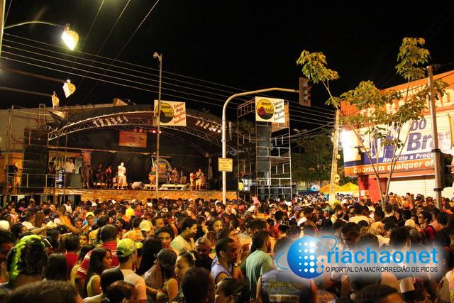 """Photo of """"Calor e Folia"""" em Picos mantêm público e consolida evento. Veja imagens!"""