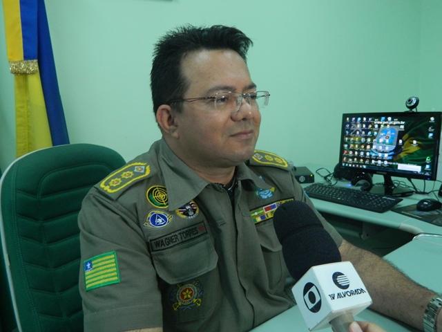 Photo of Comandante do 4º BPM avalia os trabalhos da Polícia Militar em 2013
