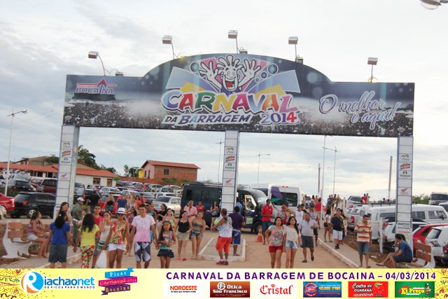 Photo of Álbum de Fotos: Último dia do Carnaval da Barragem