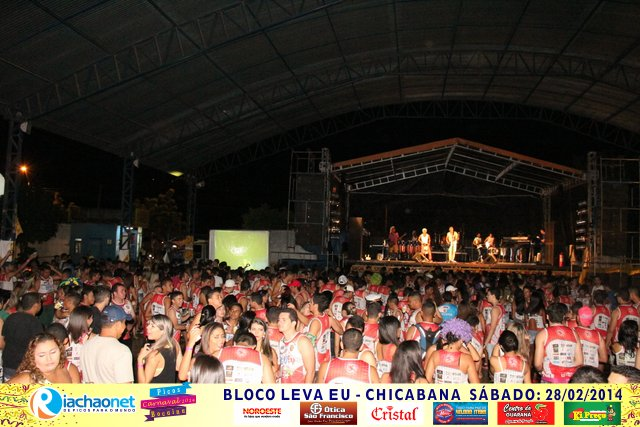 Photo of Bloco Leva Eu – Chicabana na AABB Álbum – I