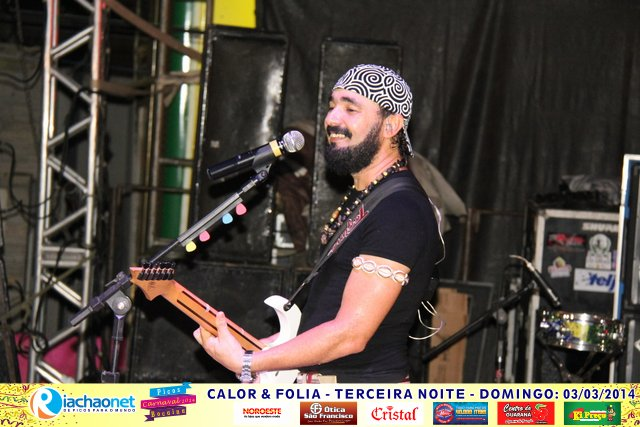 Photo of Calor & Folia Terceira Noite – Álbum I