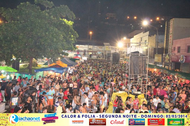 Photo of Calor & Folia Segunda Noite – Álbum I