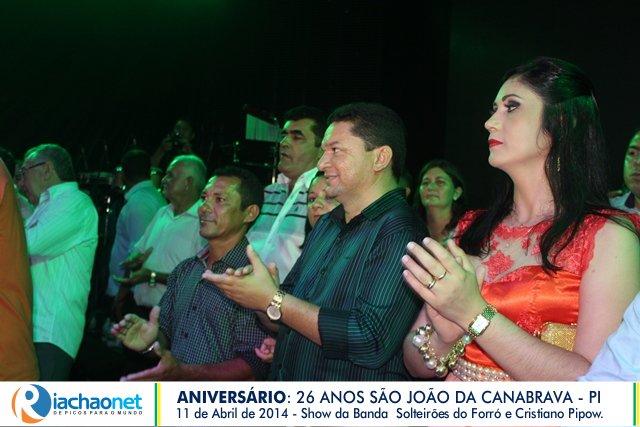 Photo of São João da Canabrava comemora seu 26º aniversário