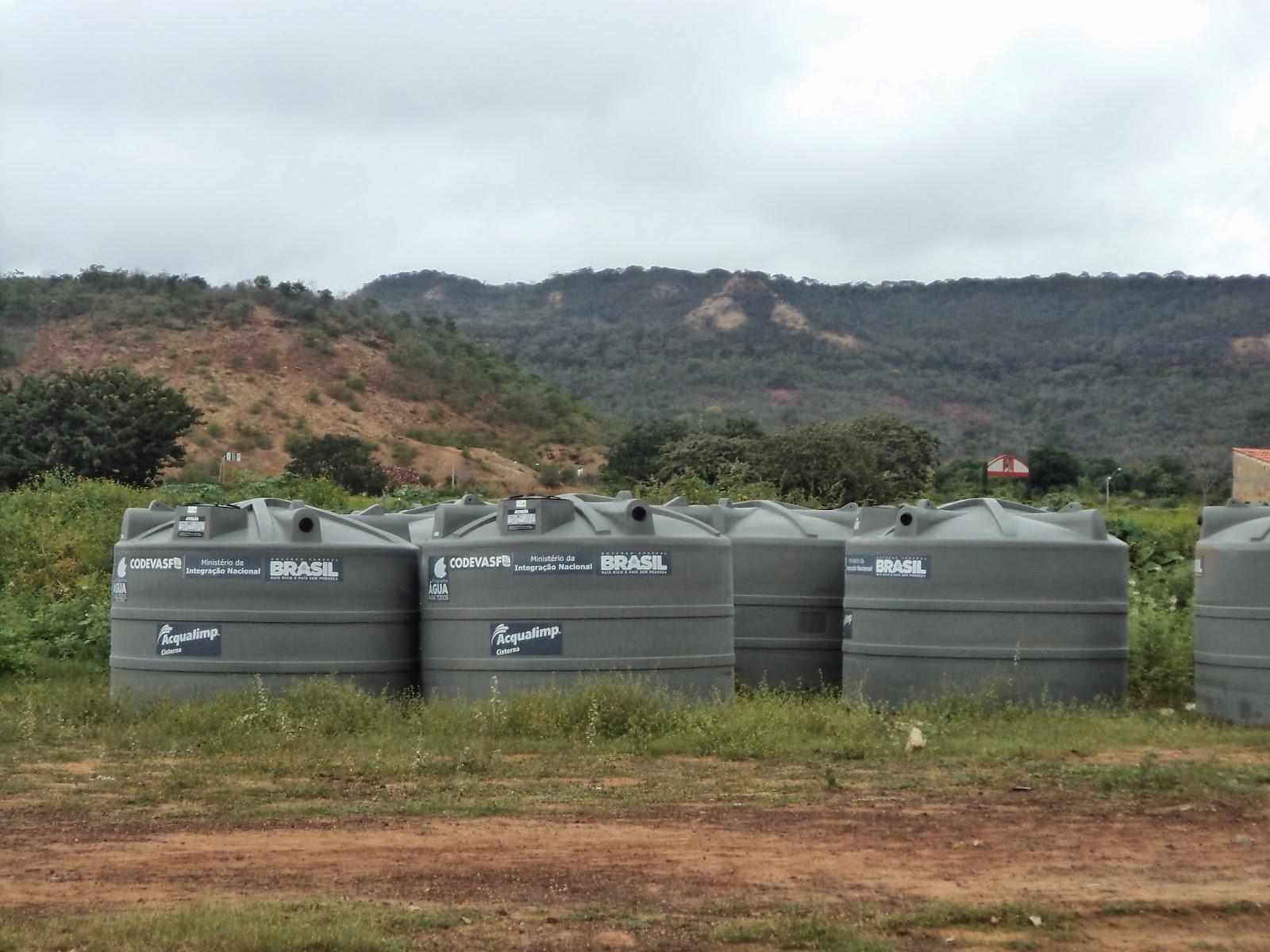 Photo of São J. da Canabrava: Secretaria de Agricultura inicia entrega de cisternas