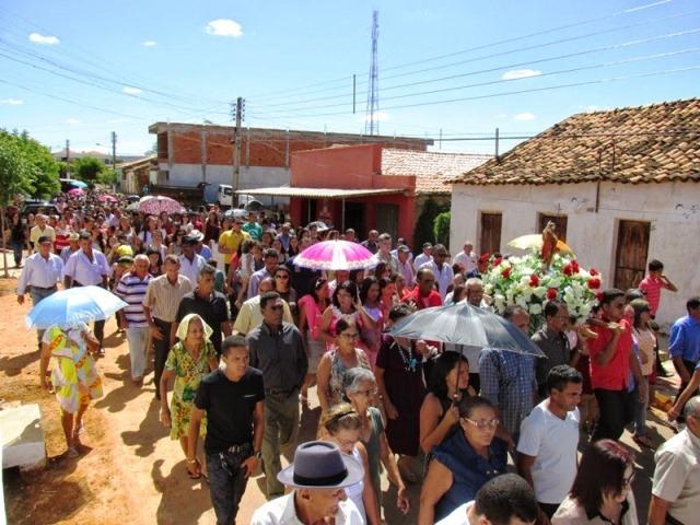 Photo of Canabravenses participam dos festejos de seu padroeiro