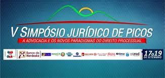 Photo of V Simpósio Jurídico de Picos inicia nesta quarta-feira (17)