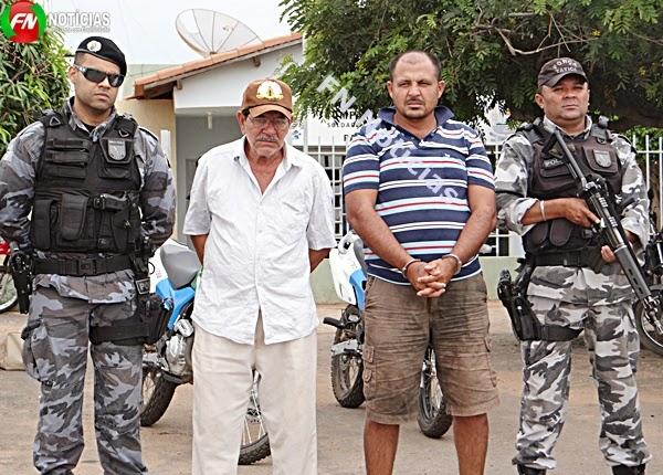 Photo of Operação prende acusados de assassinatos na região de Picos