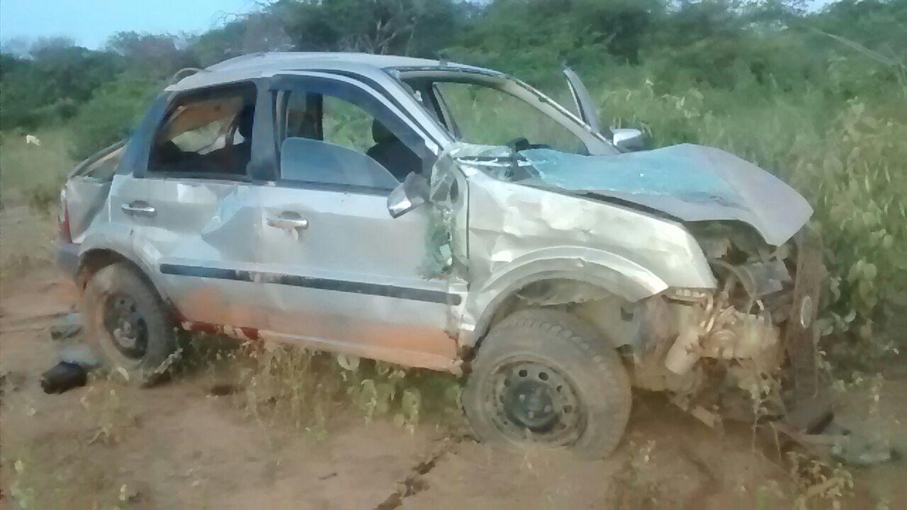 Photo of Vera Mendes: Um morre e três ficam feridos em grave acidente na PI 245