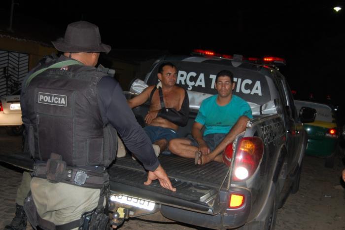 Photo of Mandante e executor são presos por homicídio em Isaías Coelho