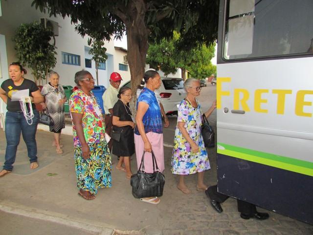 Photo of Moradores de Ipiranga Participam do Programa Olhar BEM