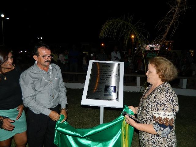 Photo of Sussuapara festeja seus 20 anos com inauguração de obra