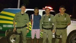Jovem é preso acusado de furtar R$ 9 mil de comércio (Crédito: Reprodução)