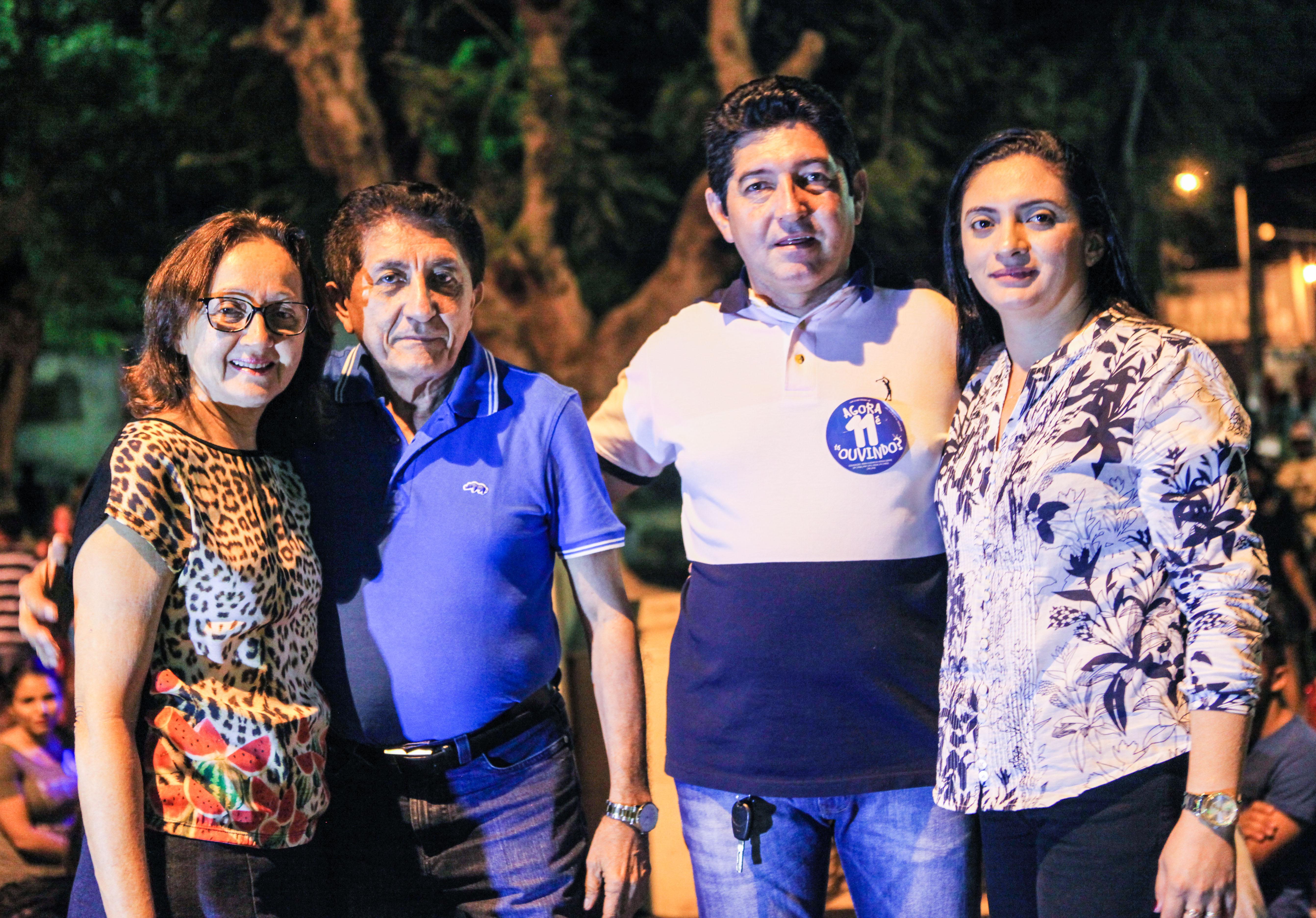 Photo of Zé Maria é reeleito no município de Ipiranga do Piauí
