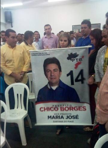 Photo of Prefeitos homengeam Chico Borges na APPM