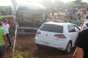 Acidente na Pi 375 matou prefeito eleito de Santana do Piauí