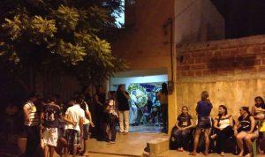As homenagens acontecem na casa do pai de Chico, Raimundo Borges, no bairro São José em Picos.