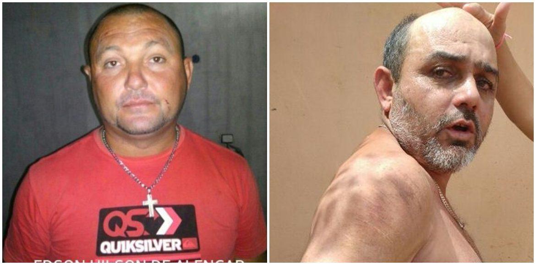 Photo of Francisco Santos: Polícia prende dupla suspeita de assaltos na região