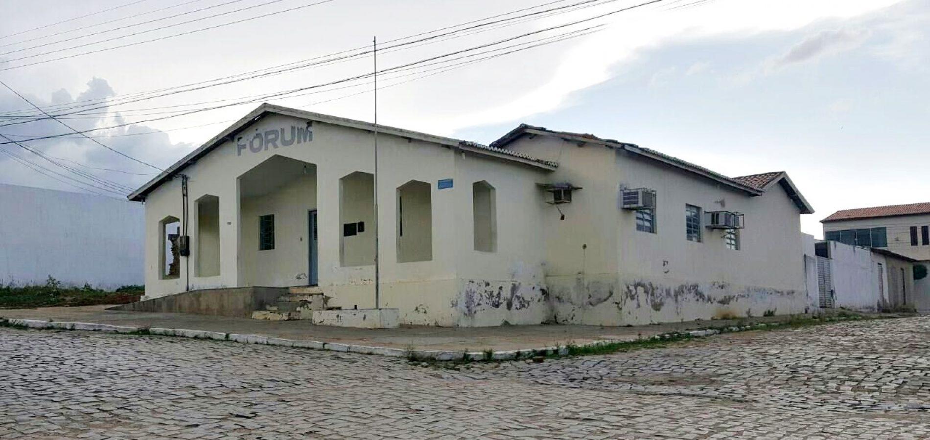Photo of Fórum da Comarca de Simões é arrombado e armas são levadas