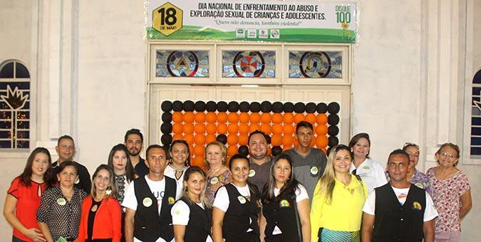 Photo of Álbum de Fotos: Dia 18 de Maio em Monsenhor Hipólito Piauí