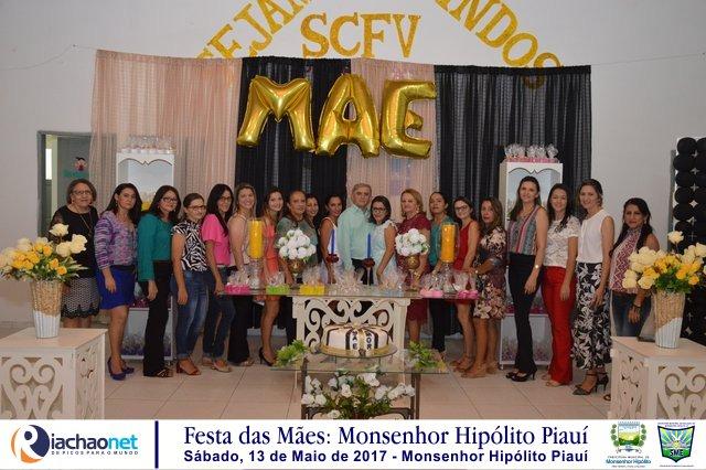 Photo of Festa das Mães em Monsenhor Hipólito Piauí