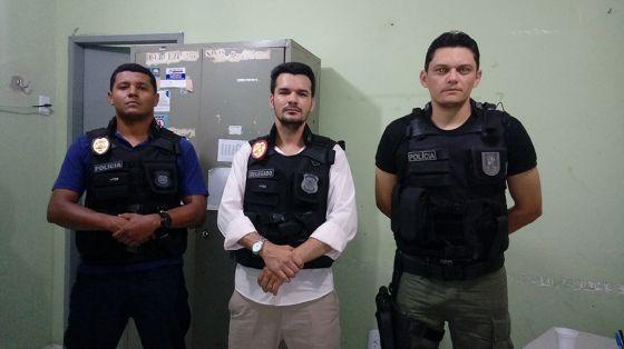 Photo of Polícia prende suspeito de praticar assaltos na zona rural de Pio IX e Alagoinha do Piauí