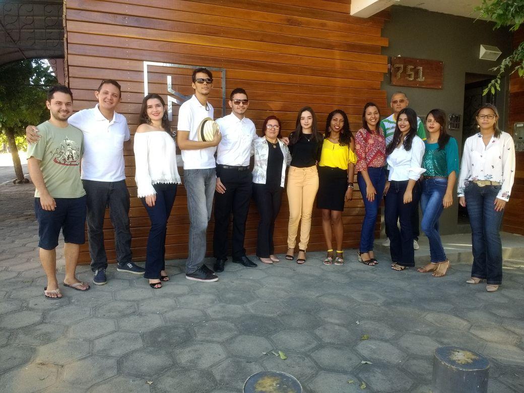 Photo of Alunos do curso de Letras/Português da UESPI de Picos participam do III Simpósio Nacional de Letras