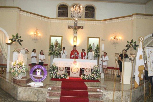 Photo of A Paróquia Santa Ana inicia o 110º anos de Festejo da Padroeira Santa Ana.