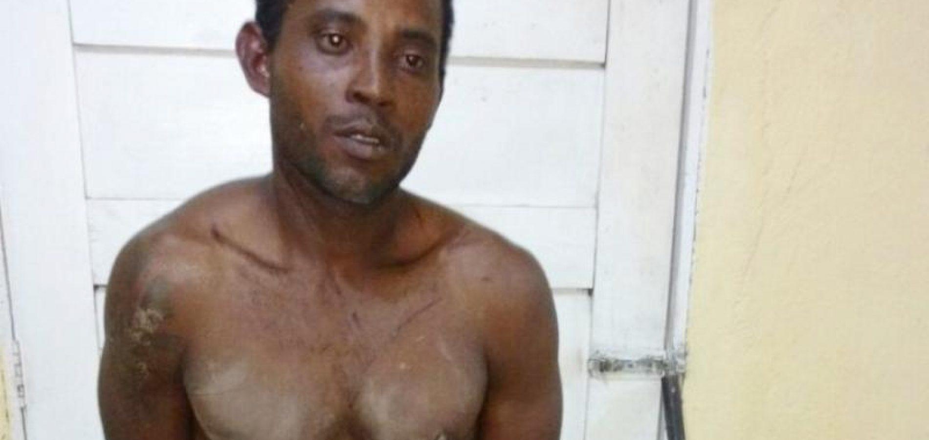 Photo of Homem é preso em Geminiano suspeito de esfaquear duas pessoas