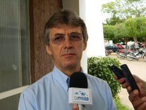 Prefeito de Dom Expedito Lopes, Valmir Barbosa