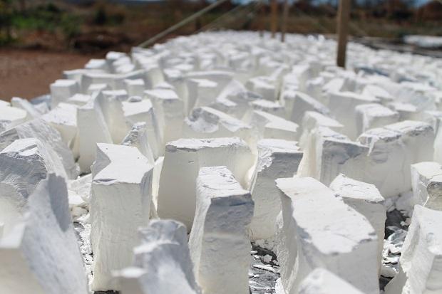 """Photo of """"Ouro branco"""" de Santana do Piauí: Produção de goma e farinha movimentam a economia local"""