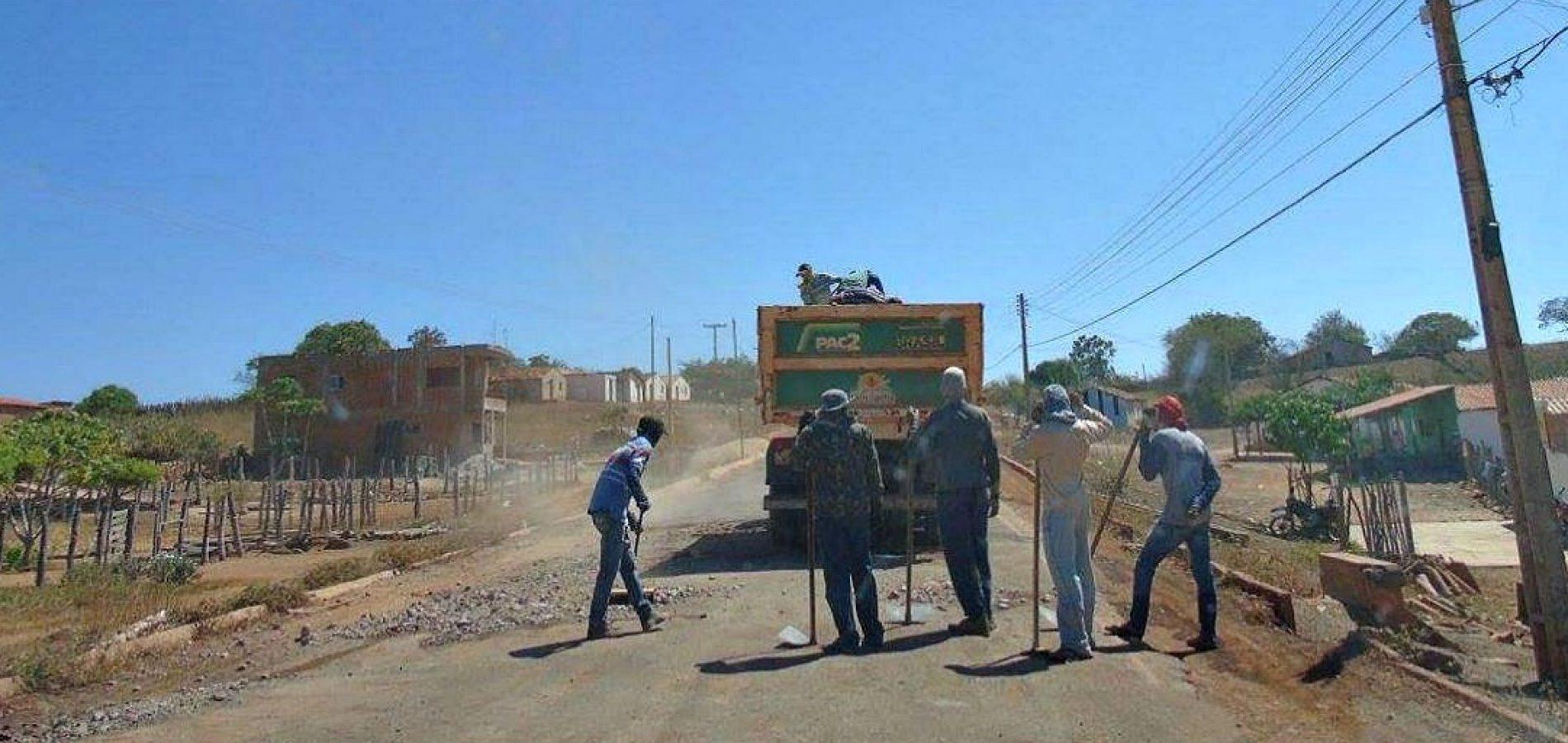 Photo of Prefeitos se unem para recuperar estrada que liga Picos a Itainópolis