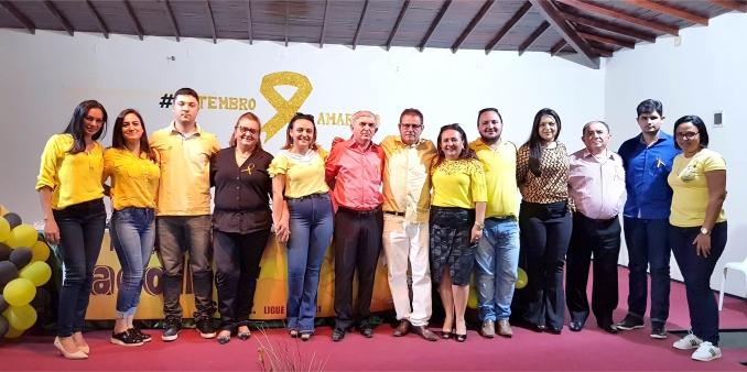 Photo of Hipolitanos discutem sobre prevenção ao suicídio durante mobilização do 'Setembro Amarelo'