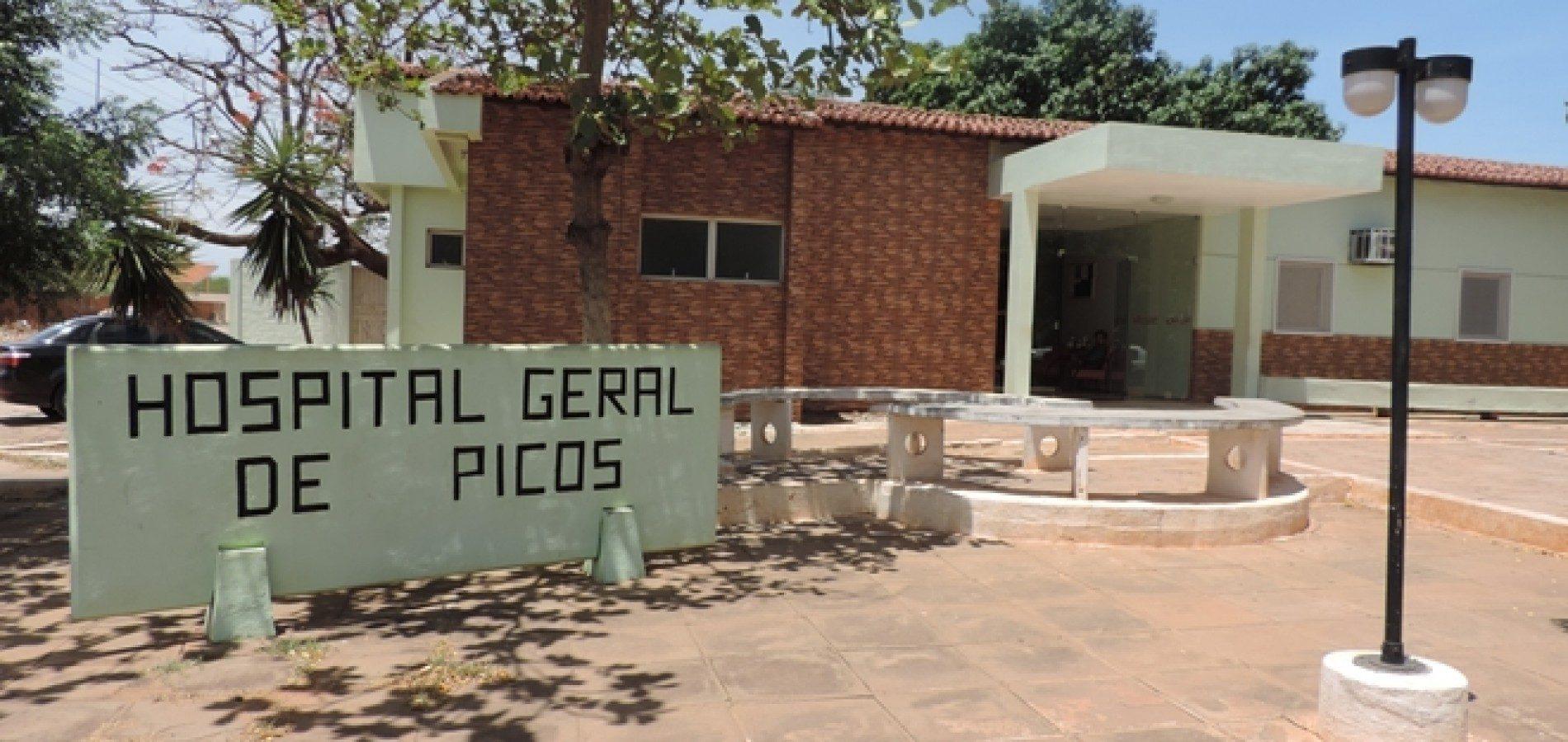 Photo of Justiça Trabalhista leiloa Hospital Geral de Picos