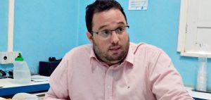Prefeito de Bocaina Erivelton Barros (PSB)