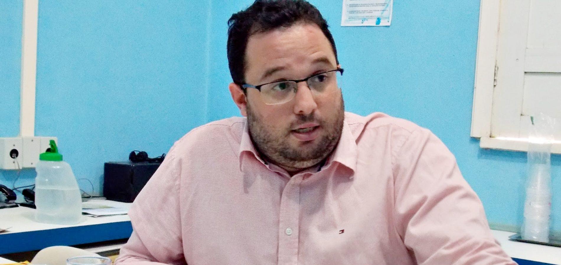 Photo of Prefeito de Bocaina demite todos os comissionados, contratados e terceirizados