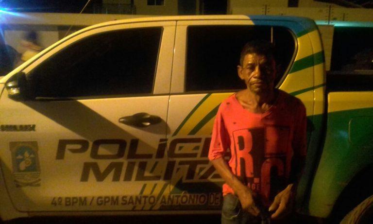 Photo of Em Santo Antônio de Lisboa, homem é preso após tentar agarrar mulher a força