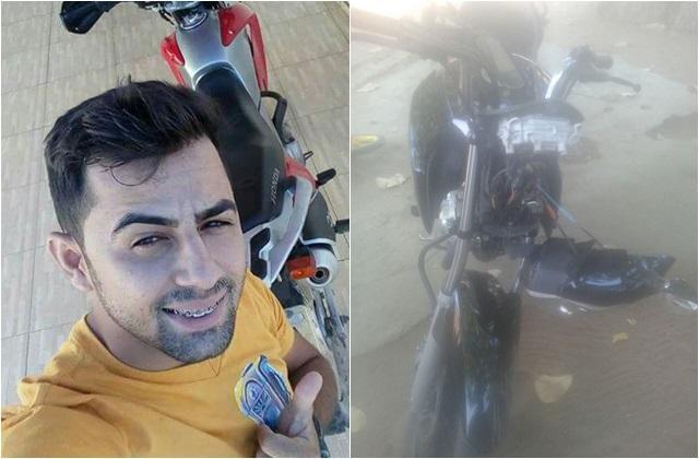 Photo of Cabeleireiro morre vítima de acidente em Geminiano