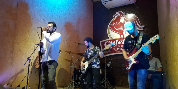 Photo of Fotos: Tributo Legião Urbana em Picos