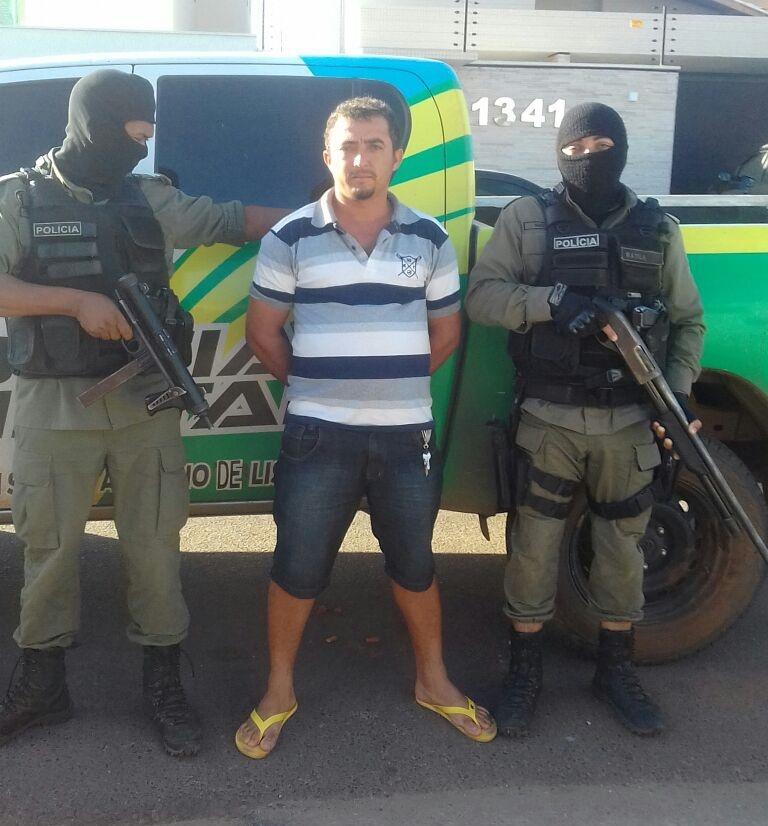 Photo of Homem é preso em Santo Antônio de Lisboa por tentativa de homicídio em PIO IX