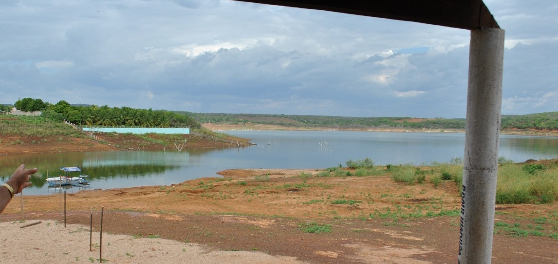 Photo of Chuvas dobram volume de água da Barragem de Bocaina