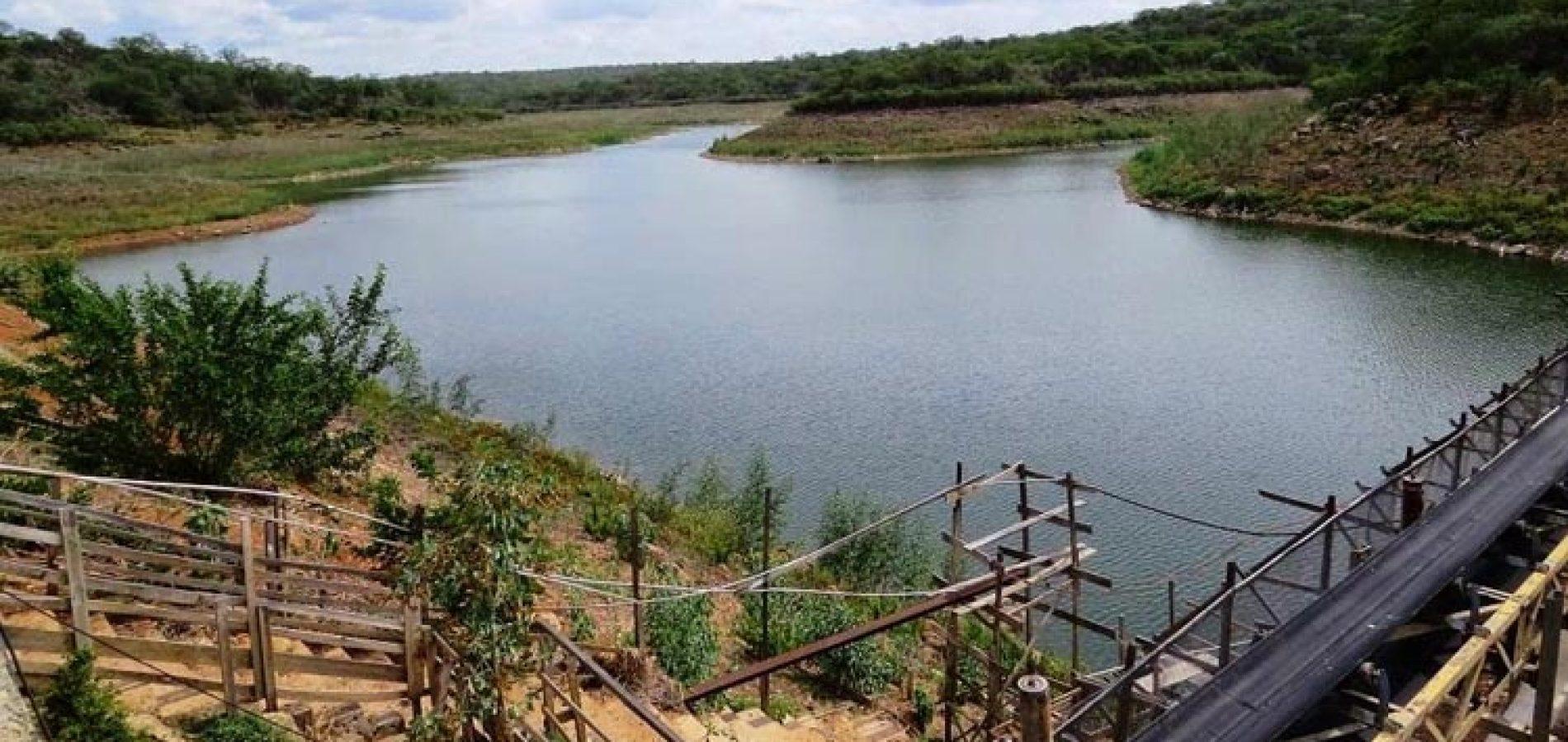 Photo of Barragens da região de Picos estão com o nível de água abaixo dos 30%
