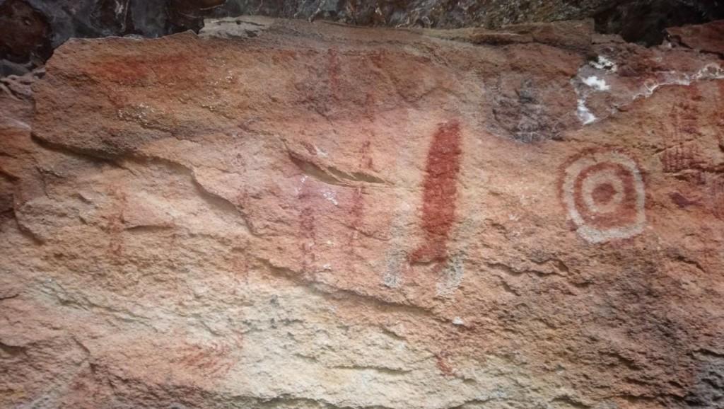 Photo of Pinturas rupestres são encontradas na zona rural de Itainópolis